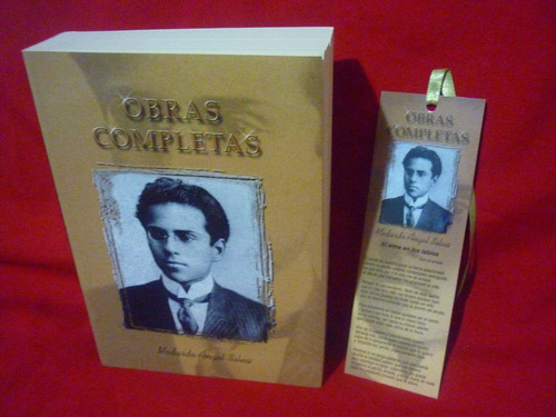 libro obras completas medardo angel silva + envio + regalo