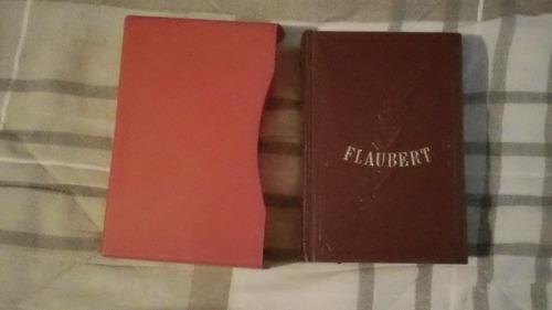 libro obras inmortales e.d.a.f. flaubert
