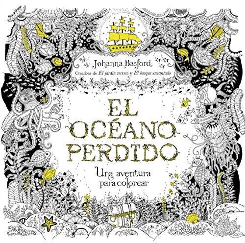 Libro : Oceano Perdido, El - Johanna Basford - $ 1.889,00 en Mercado ...
