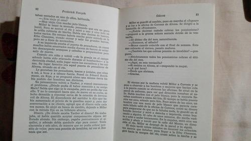 libro odessa - frederick forsyth