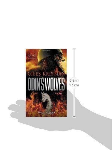 libro odin's wolves - nuevo