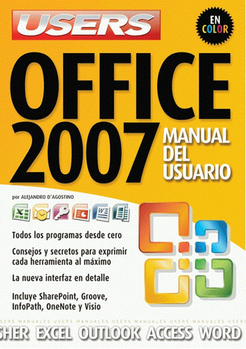 libro office 2007 manual de usuario redusers