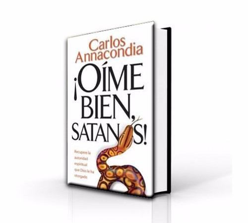 libro oime bien satanas