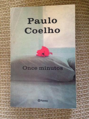 libro * once minutos*