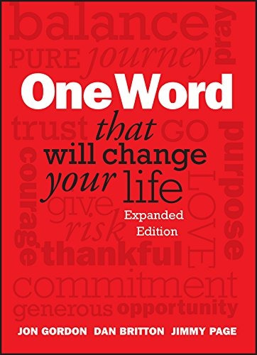 libro one word that will change your life - nuevo