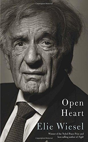 libro open heart - nuevo