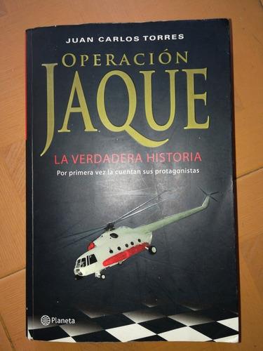 libro operación jaque