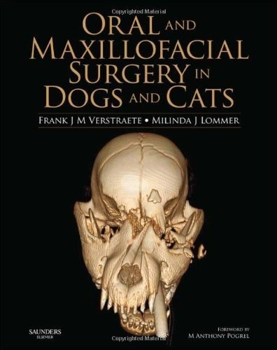 libro oral and maxillofacial surgery in dogs and cats