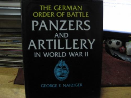 libro - orden de batalla alemania segunda guerra mundial