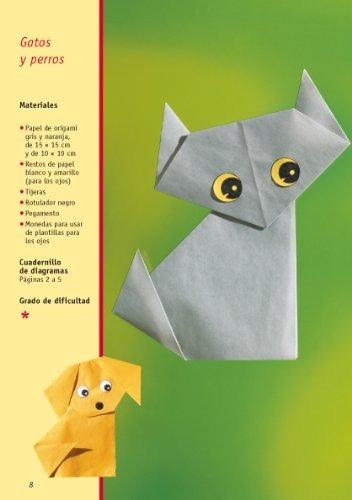 libro origami para niños nuevas figuras de papel plegado