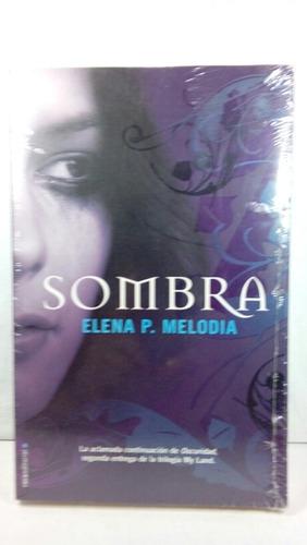 libro original sombra de elena p. melodía