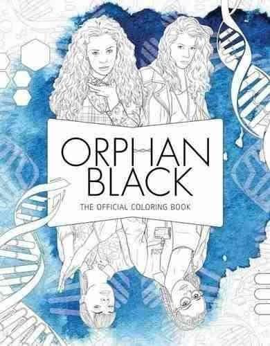 Libro Orphan Black: The Official Coloring Book - Nuevo - $ 740.00 en ...