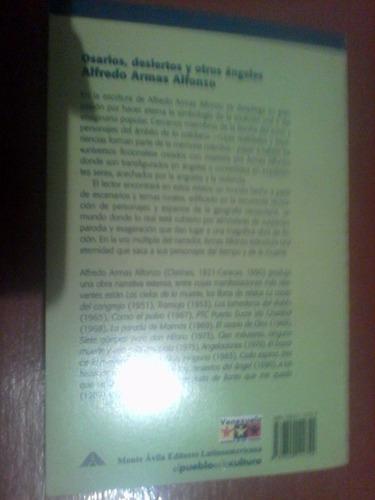 libro osarios desiertos y otros ángeles antologías d cuentos