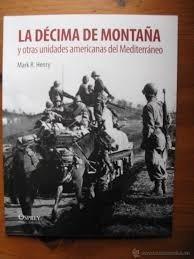 libro osprey la decima de montaña
