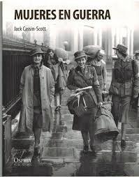 libro osprey mujeres en guerra