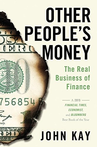 libro other people's money: the real business of finance