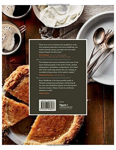 libro ottawa cooks: signature recipes from the finest chef