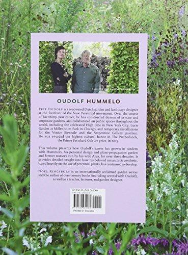 libro oudolf hummelo: a journey through a plantsman's life