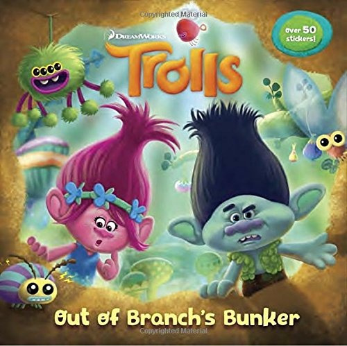 libro out of branch's bunker - nuevo