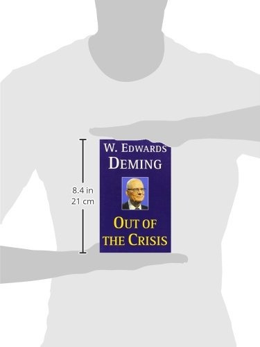 libro out of the crisis - nuevo