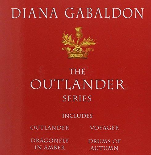 libro outlander: outlander / dragonfly in amber / voyager /
