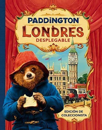 libro paddington bear - pop up book-isbn 9781418598075