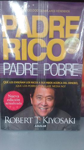 libro padre rico / padre pobre - envio gratis dhl