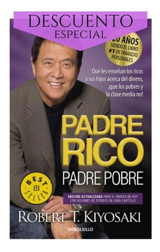 libro: padre rico padre pobre - robert kiyosaki