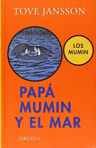 libro papa mumin y el mar - nuevo