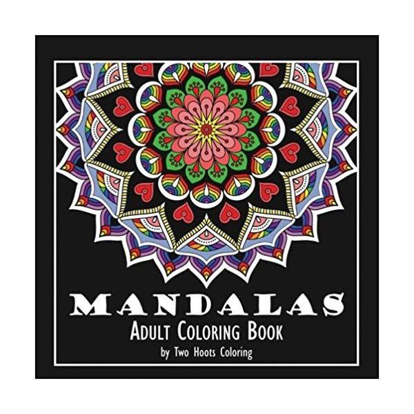 Libro Para Adultos Mandalas. Two Hoots Coloring - $ 8.390 en Mercado ...