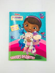 Colorear 16 Disney Libro Juguetes Para Doctora Paginas 4c5ARjL3q