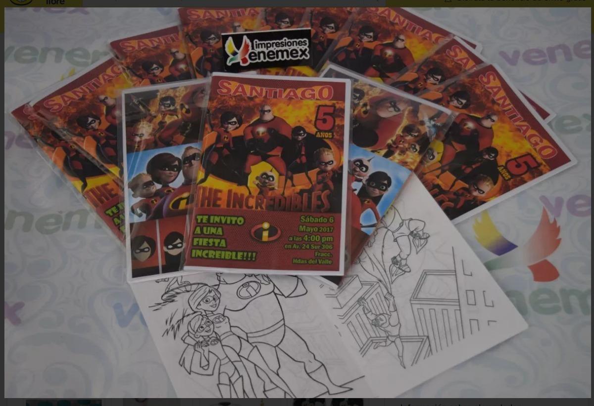 Libro Para Colorear-sorpresas Fiesta Niños - $ 4.500 en Mercado Libre