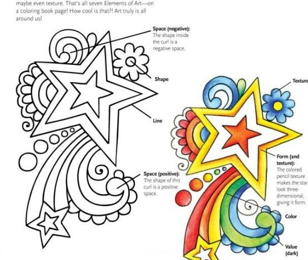 Libro Para Colorear Y 120 Marcadores Gel Colores - $ 134.000 en ...