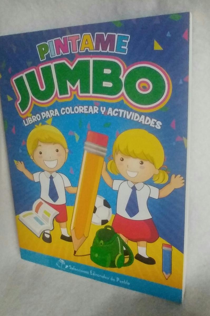 Excelente Libros De Colorear Jumbo Adorno - Ideas Para Colorear ...