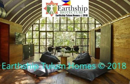 libro para construir eco casa de acero tulum quintana roo