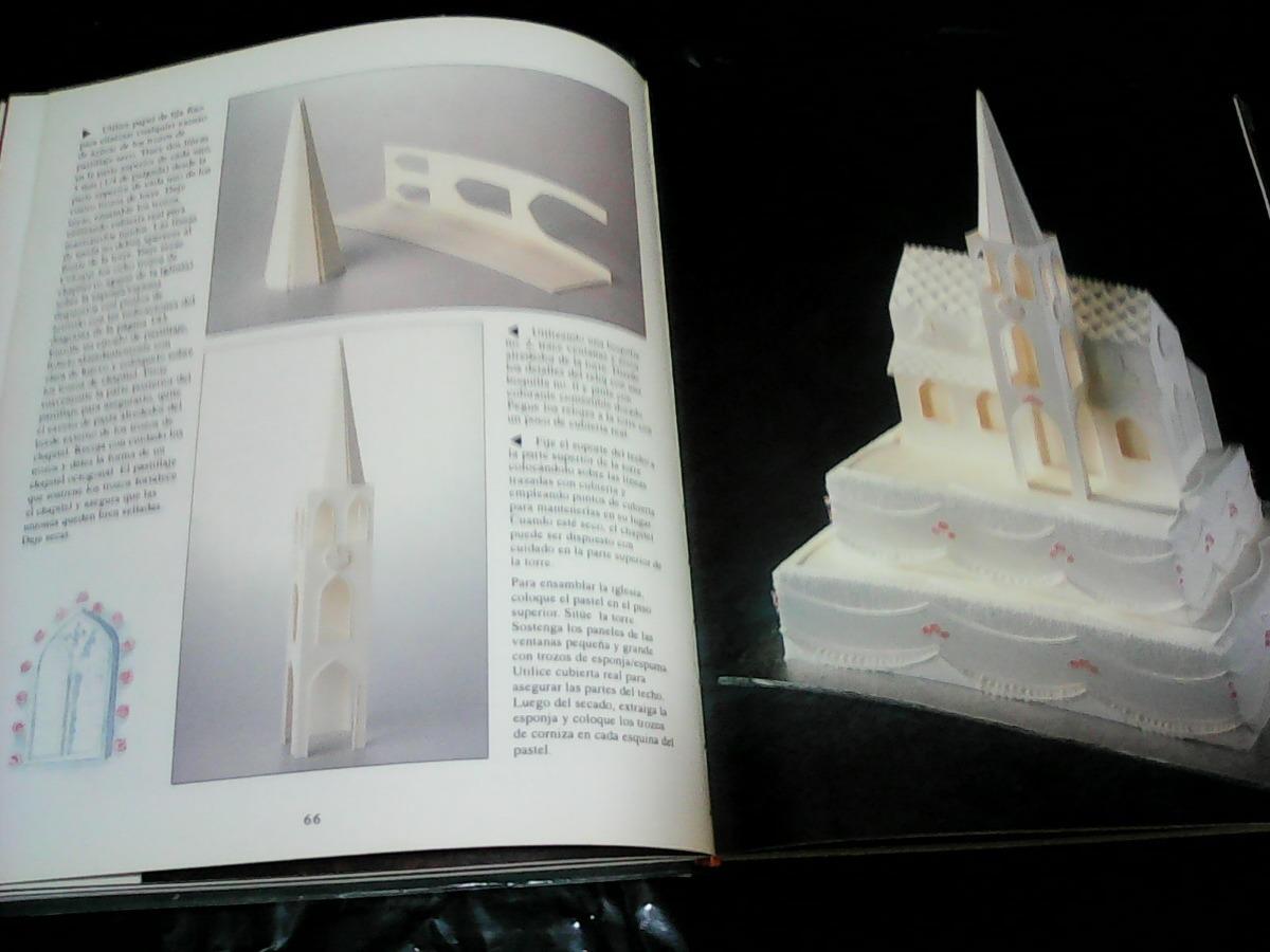 Libro para decorar pasteles de boda 1 en - Libros para decorar ...