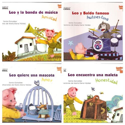 libro para niños. cuentos valores. el sueño de leo. nuevos.