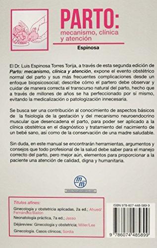 Libro Parto: Mecanismo, Clínica Y Atención - Nuevo - $ 1,050.00 en ...