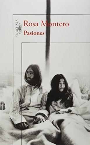 libro pasiones - nuevo