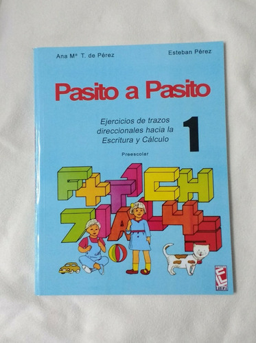 libro pasito a pasito 1 en digital pdf leer descripcion