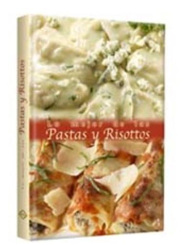 libro pasta y risottos - lexus