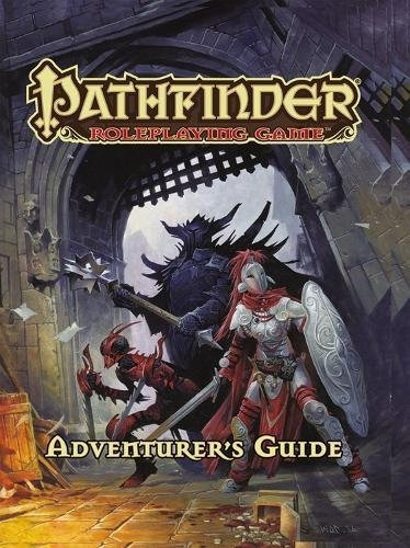 libro pathfinder roleplaying game: adventurers guide