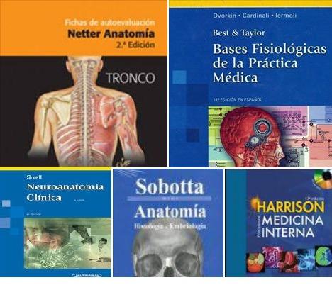 Libro Patología Fisiología Anatomía Medicina Nuevo Pregunta ...