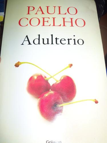 libro paulo coelho adulterio usado