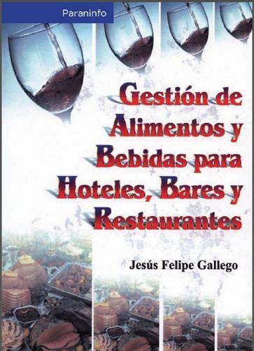 libro pdf. gestion de alimentos y bebidas.