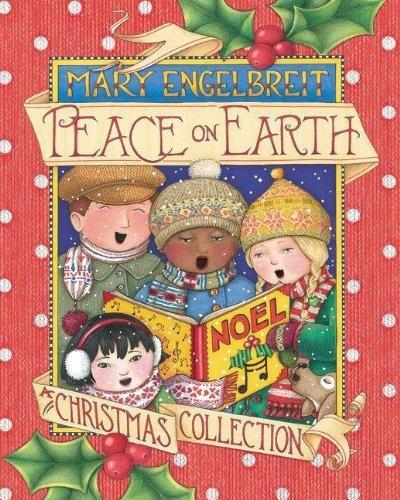 libro peace on earth: a christmas collection - nuevo
