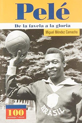 libro pele de la favela a la gloria - nuevo