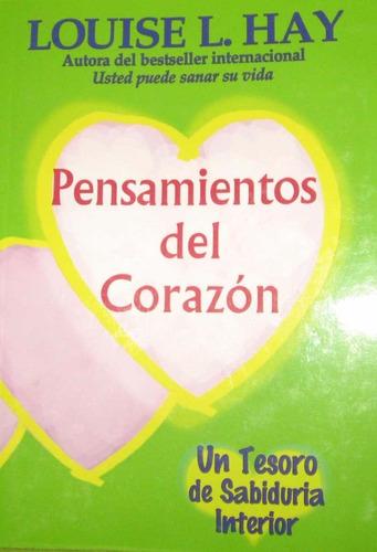 libro pensamientos del corazon louise l. hay