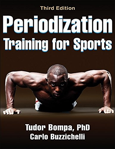 libro periodization training for sports - nuevo