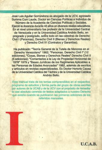 libro personas: derecho civil i, 13va edición